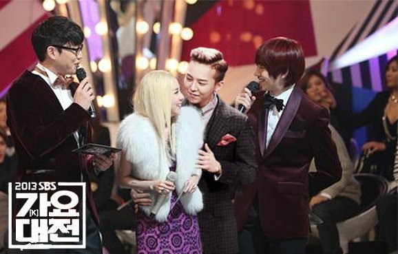 Sandara And G Dragon Dating 2018