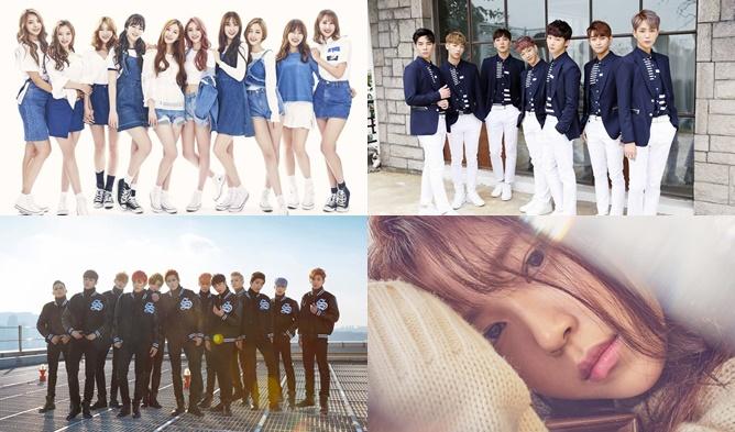 🔥 Upcoming Rookie K-Pop Groups and Idols Debuting in 2017