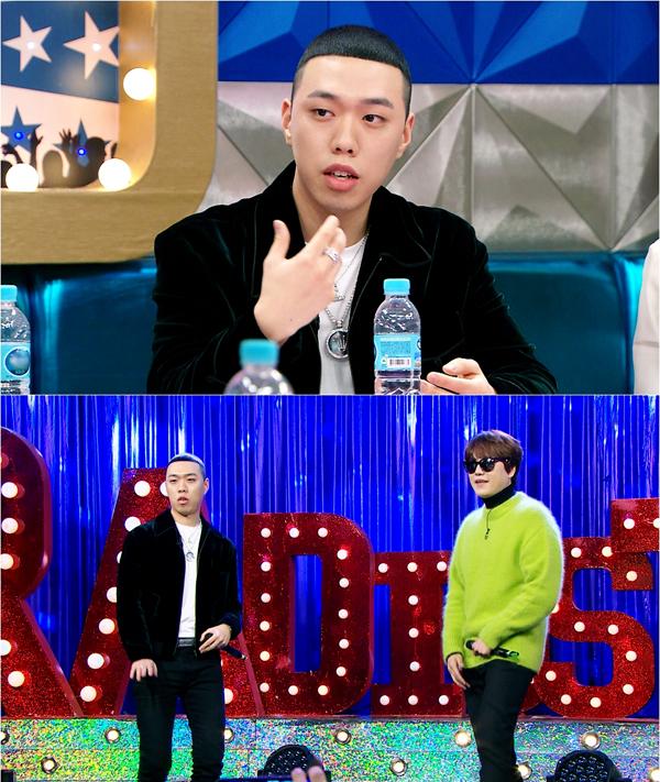 Radio star, mbc, kyuhyun, super junior, bewhy, collaboration stage