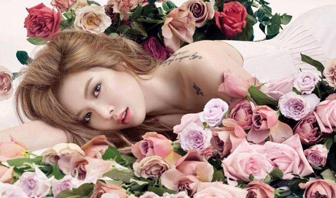 hyuna, kim hyuna, kim hyuna profile, hyuna profile, 4minute, 4minute hyuna, hyuna mv, hyuna comeback, hyuna 2017