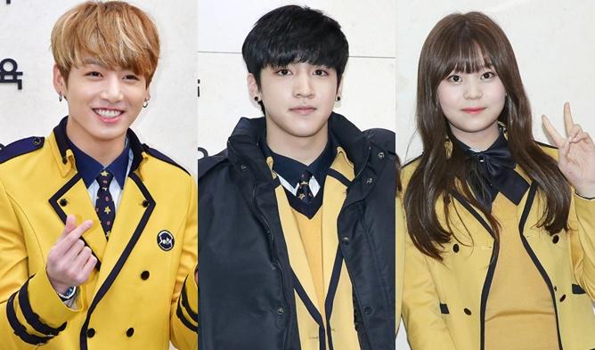 11 K-Pop Idols Graduating High School This Week 2017 | Kpopmap