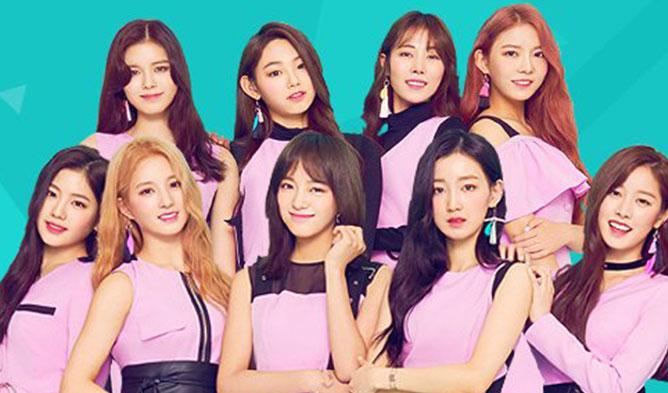 Gugudan, Gugudan come back, girl like me, gugudan girl like me, gugudan 2nd mini album