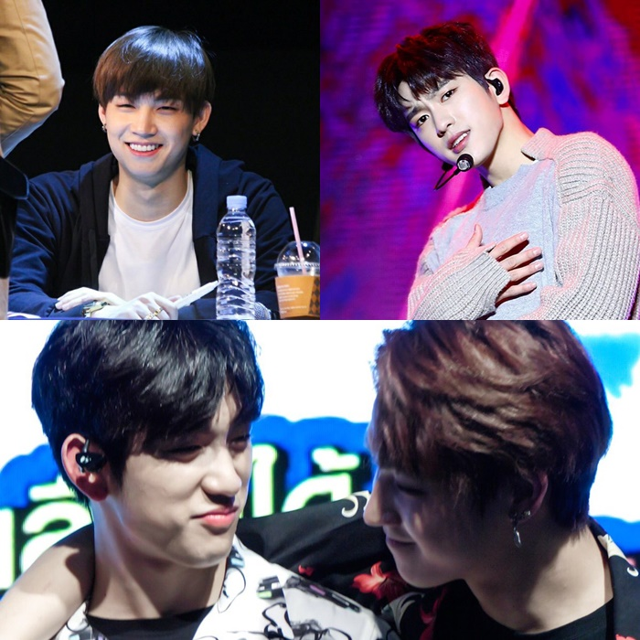 kpop idol visual, visual members, warm cold visual members, kpop warm cold, got7 jinyoung jb