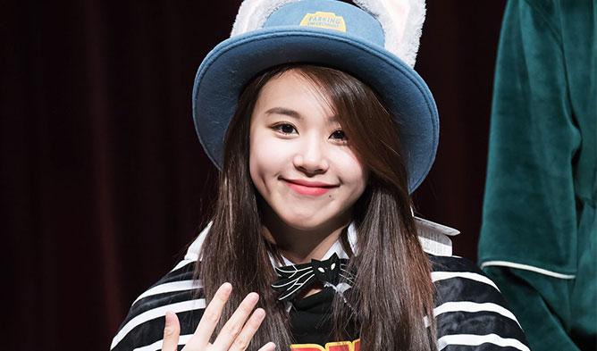 kpop dimples, kpop idols dimple, cute dimples, korean dimples, chaeyoung dimple