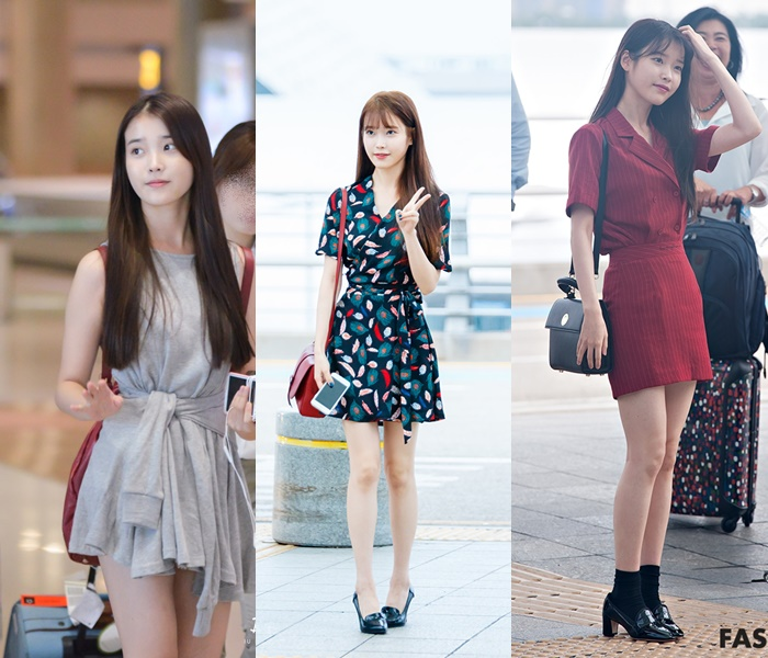 IU, Lee JiEun, IU Fashion, Idol Airport Fashion, Airport Fashion