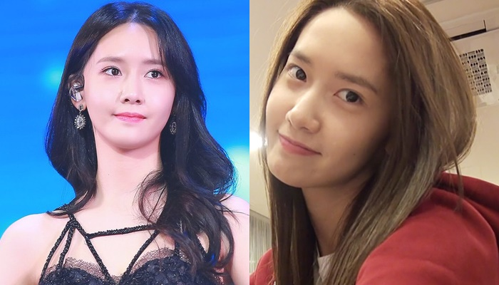 kpop idols no makeup, kpop idols bare faced, kpop idols without makeup, yoona barefaced, yoona without makeup