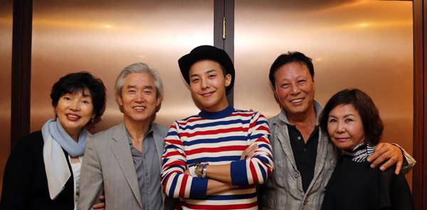 gd, g-dragon, gd's parents, kpop idols, rich gd