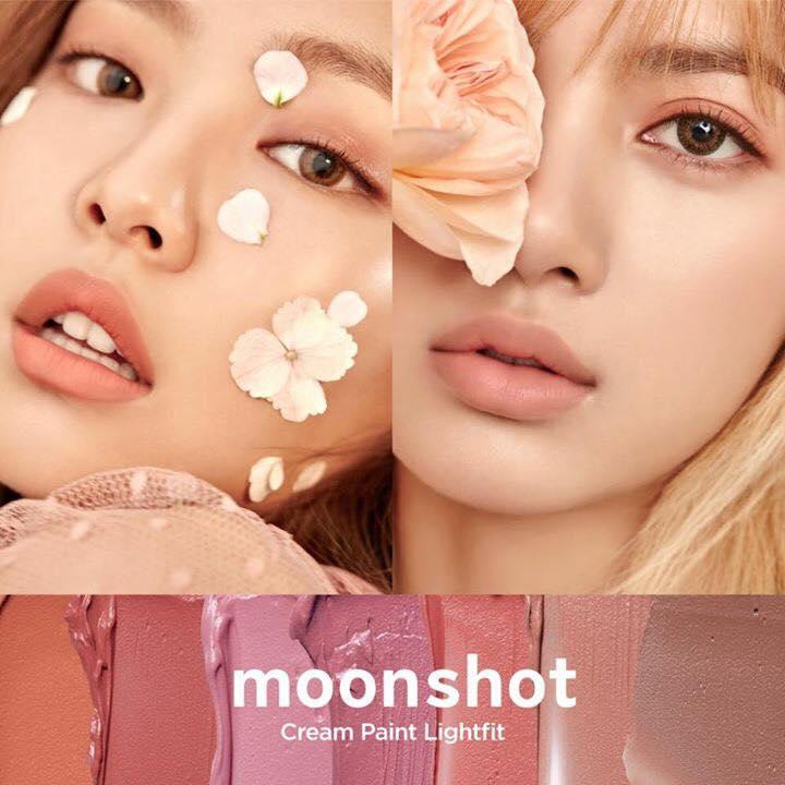 Korean Beauty Box: moonshot x BLACKPINK's 2017 Cream Paint