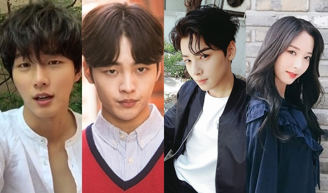 the best hit 2017 drama cast summary kpopmap