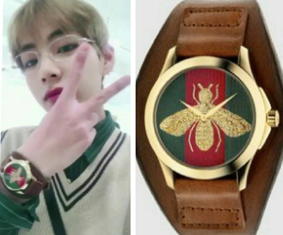 V, V of BTS, BTS, V Gucci, BTS Gucci, Idol Gucci