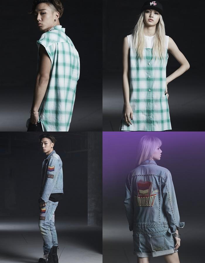 yg fashion, yg clothes, yg nonagon, nonagon, nonagon clothes, nonagon fashion, nonagon 2017, lisa bobby, kpop lisa bobby, yg lisa bobby