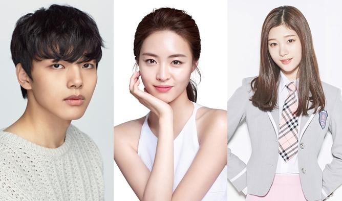 Yeo JinGu, Jung ChaYeon, Lee YeonHee, An JaeHyun, Reunited World, SBS Drama