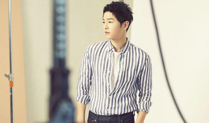 Song JoongKi, Korean Actor, Song JoongKi Ideal Type