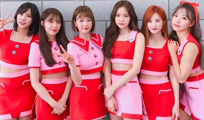 Apink, Girl Group Brand Reputation, Girl Group Chart