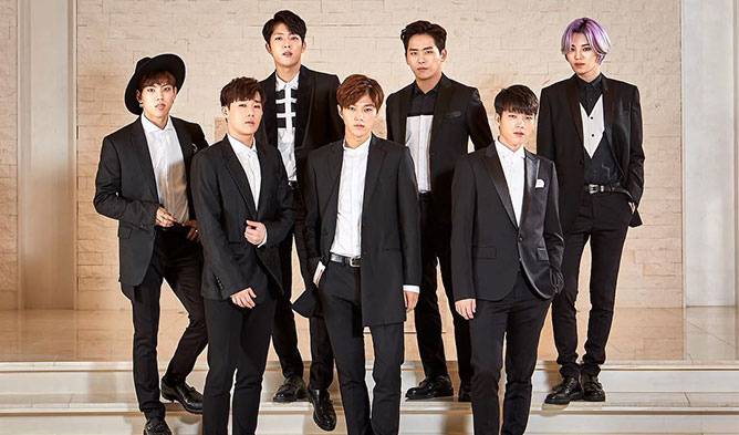 INFINITE, INFINITE Profile, INFINITE Height, SungKyu, HoYa, L, Jang DongWoo, Nam WooHyun, Lee SeongJong, Lee SeongYeol