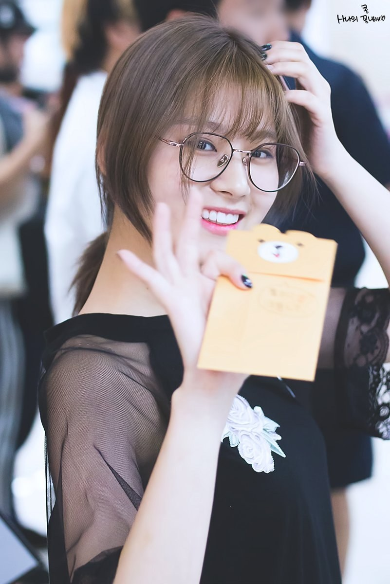 Sana Of Twice Appears To The Airport With The Cutest New