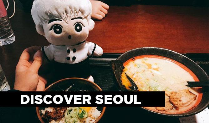 Discover Seoul: BIGBANG SeungRi's Japanese Ramen Shop