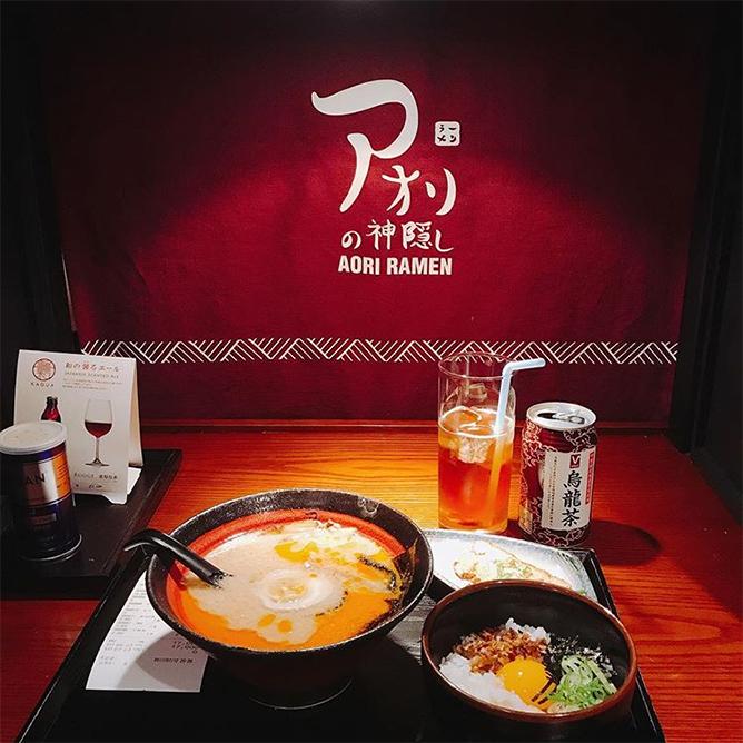 SeungRi, BIGBANG, Ramen, SeungRi Restaurant, Seoul Restaurant, Kpop Restaurant, Aori Ramen, Seoul Travel, BIGBANG SeungRi, Discover Seoul