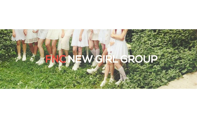 fnc new girl group profile sister group of aoa cn blue and ft