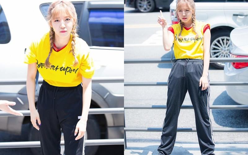 Red Velvet, Apink, SoMi, GFriend, BTS, NamJoo, NaEun, BTS Puma, SoMi Reebok