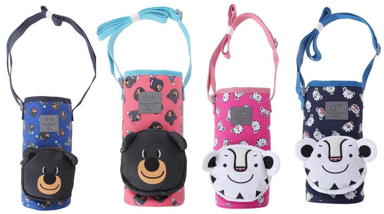 Pyeonhang Olympic, 2018 Olympic, Bandabi, Olympic, Character tumbler bag, Olympic goods