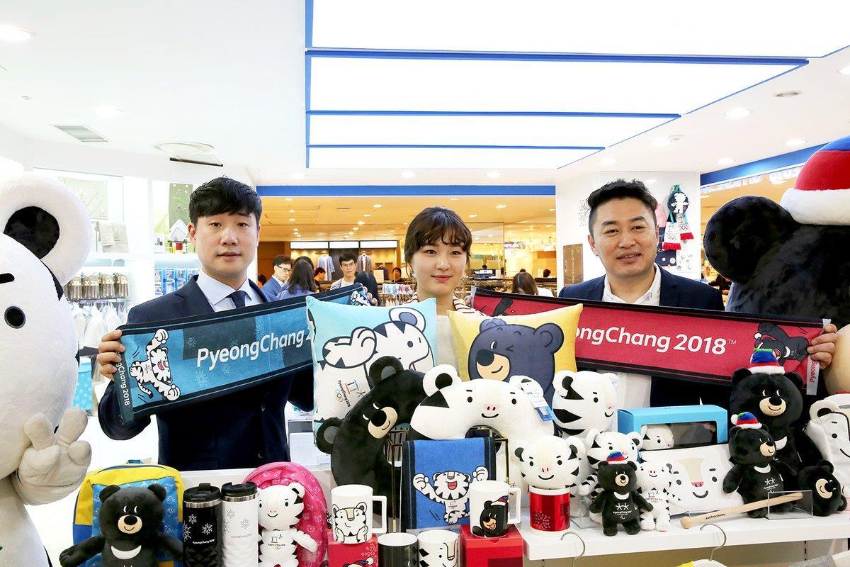 Pyeonchang 2018 olympic, 2018Olympic, Bandabi, Soohorang, Pyeongchang, Korea Olympic, 2018 Olympic