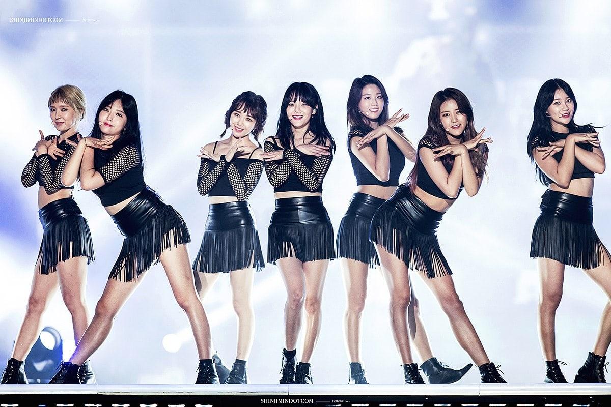 apink, apink follower ranking, apink vapp, apink vapp ranking, kpop idol vapp ranking, kpop ranking, iu, aoa, aoa vapp