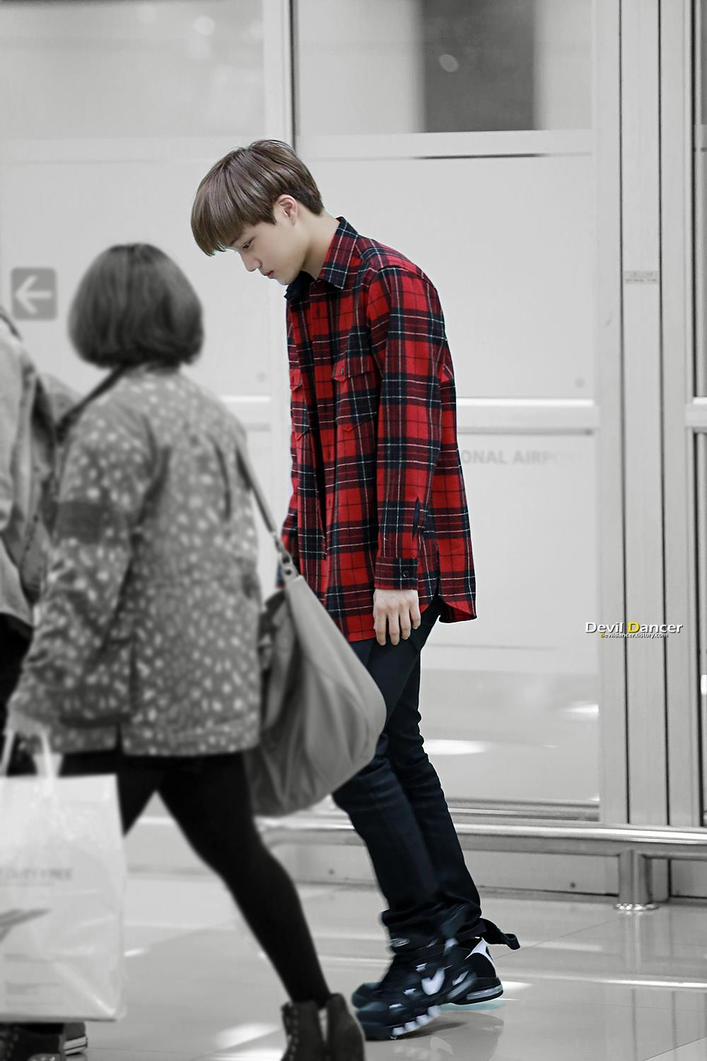 EXO Kai Flannel, K-Pop flannel