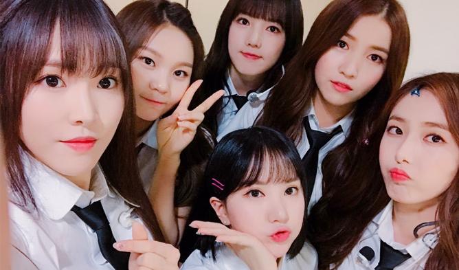 GFriend, GFriend Height Chart, SinB, UmJi, EunHa, SoWon, YeRin, YuJu
