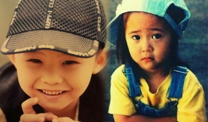 choi siwon, choi siwon past photo, young choi siwon, sungkyu, exo kai, kai, kyuhyun, park kyung, jinyoung, bigbang, gd, gd childhood, young g dragon, krystal, aoa, chanmi, dahyun, twice, nayeon, hani, exid, sinb, gfriend, aoa, seolhyun