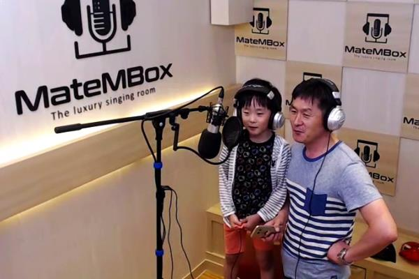 matembox, recording studio noraebang, recording studio karaoke, recording studio korea, noraebang korea, luxury noraebang sokcho, sokcho noraebang, sokcho singing room, sokcho recording studio