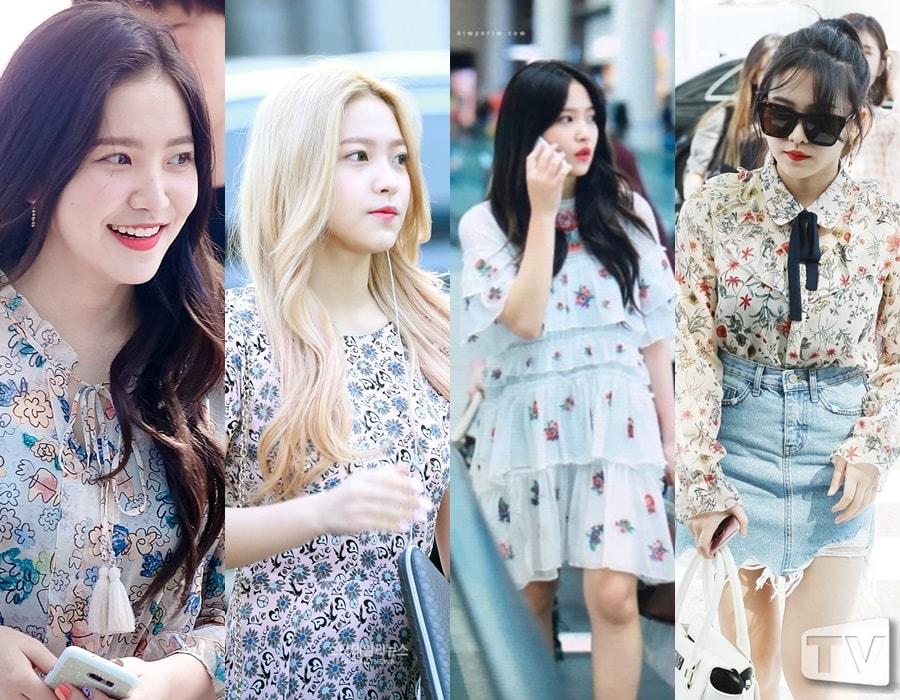 Red Velvet, Red Velvet YeRi, Red Velvet Fashion, YeRi, YeRi Airport Fashion, Idol Airport Fashion