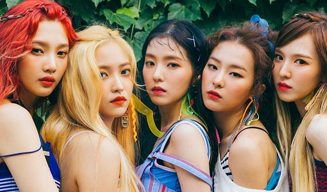 Red Velvet 2017, Red Velvet KPop