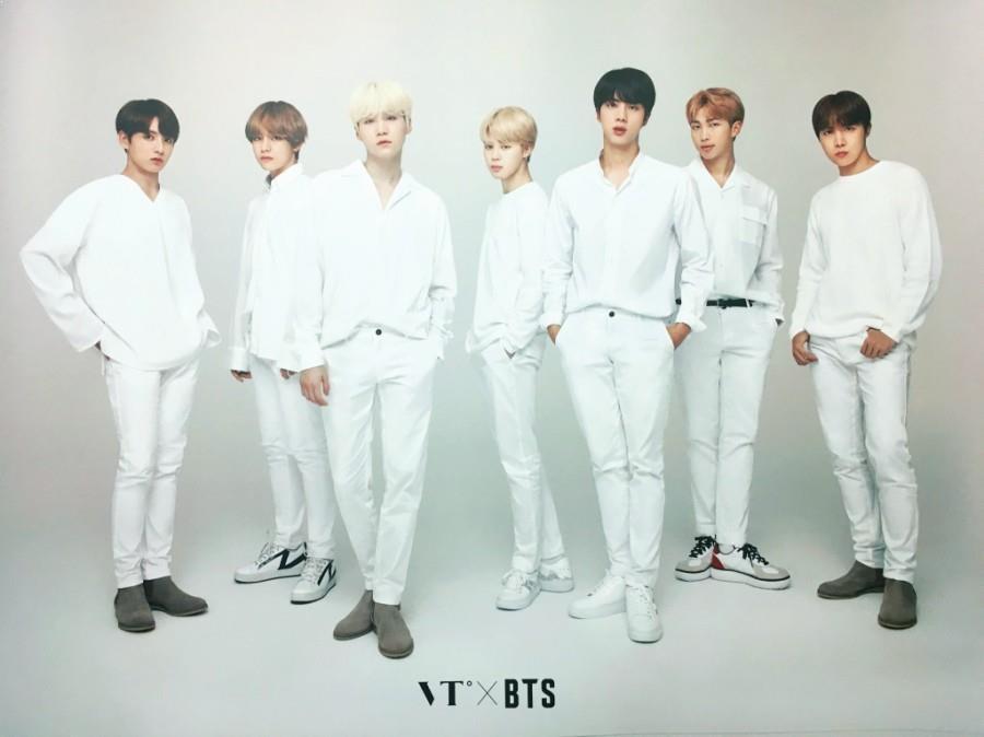 VT BTS Collagen Pact