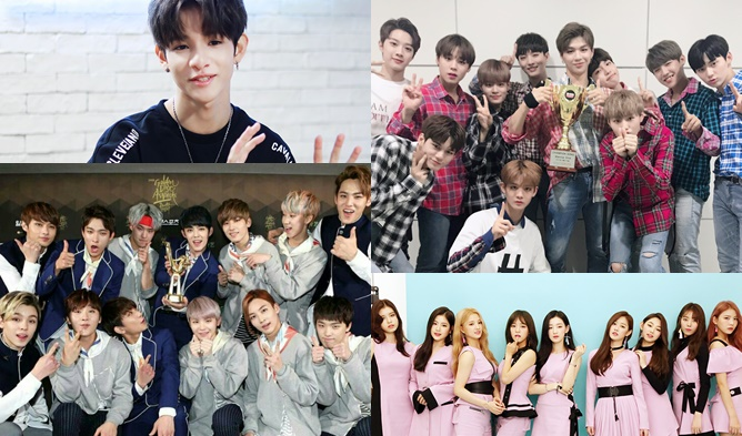 Upcoming K-Pop Comeback & Debut Lineup For November 2017