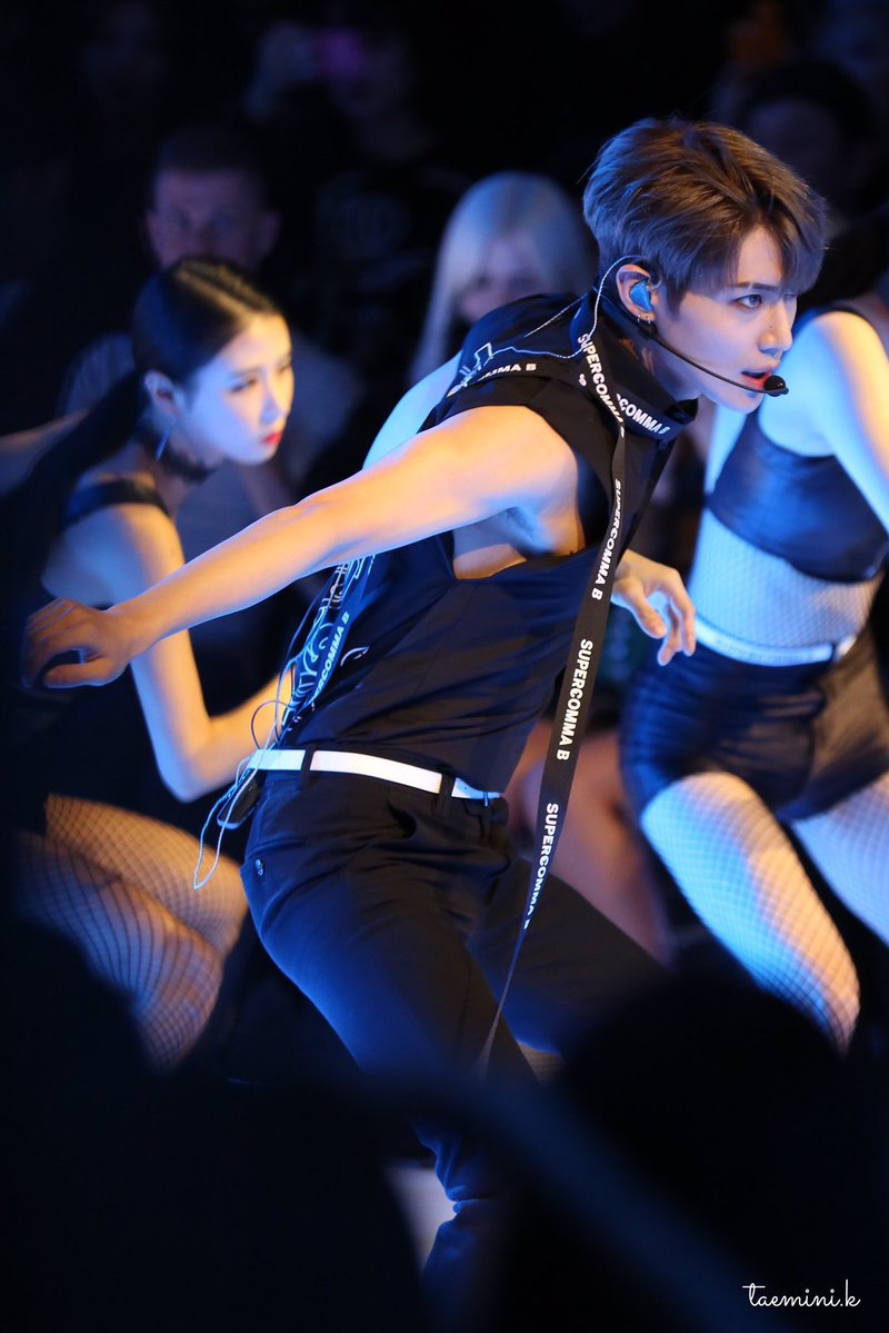 TaeMin's 'LOVE' Performance Snatches Hearts of Fan Boys