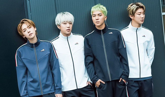 WINNER, WINNER Height Chart, Kang SeungHoon, Song MinHo, Lee SeungHoon, Kim JinWoo