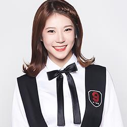 MIXNINE Trainee Idol, MIXNINE Trainee Girls, MIXNINE, MIXNINE Han Byeol, MIXNINE Han Byeol Profile