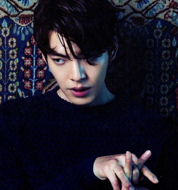 Kim WooBin, Kim WooBin Profile, Kim WooBin 2017