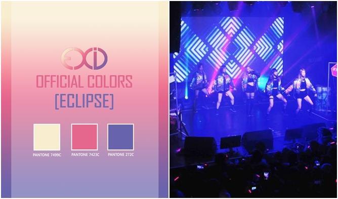 8 Official K Pop Fandom Colors Kpopmap
