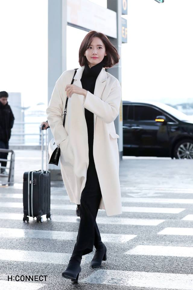 Here S How Much Girls Generation Yoona S Airport Fashion Costs