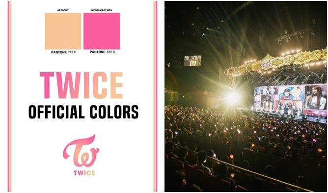 8 official kpop fandom colors � kpopmap