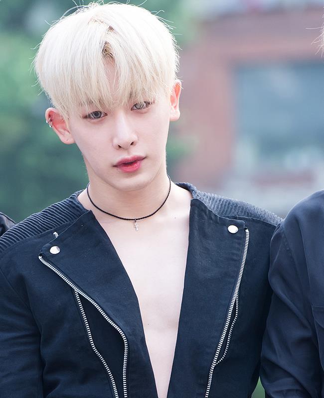 WonHo, WonHo Profile, KPop Idol Vampire