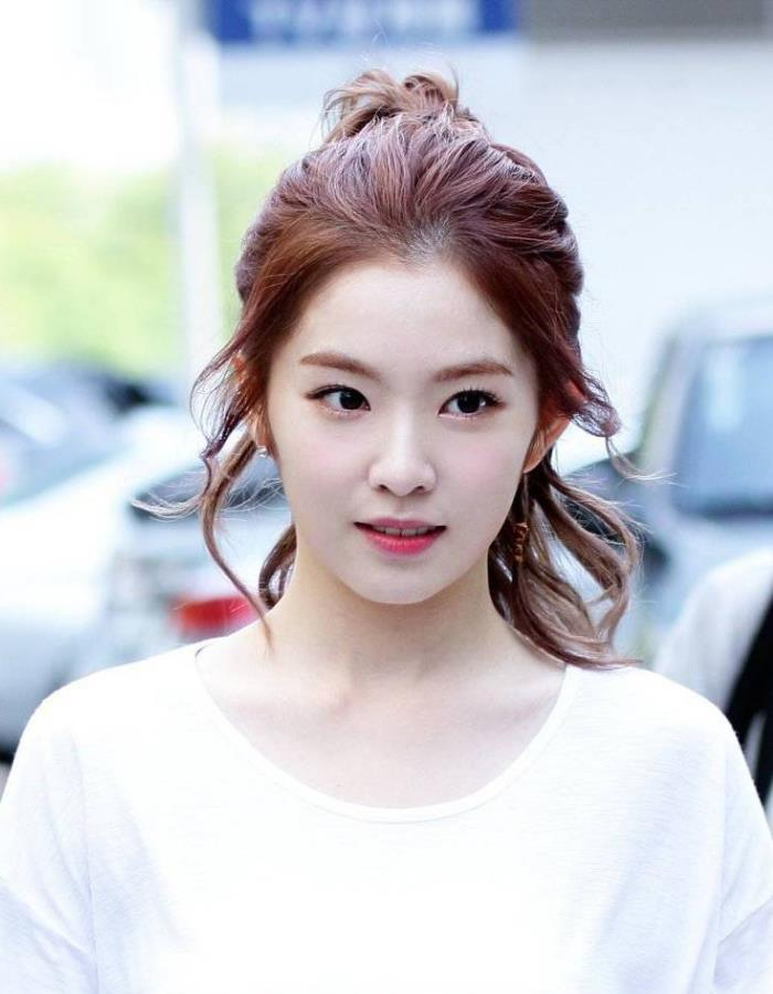 Red Velvet Irene S Various Different Hair Styles Kpopmap