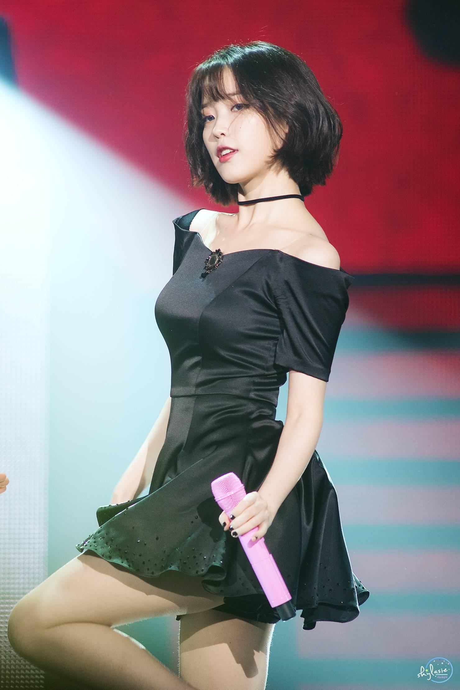 IU Profile, IU Hot, IU Comeback