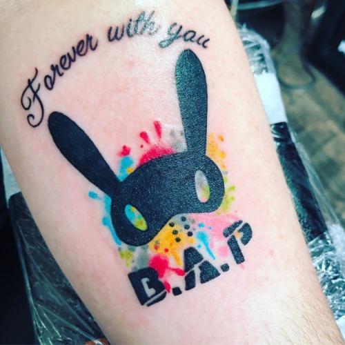 BAP Profile, KPop BAP, BAP Comeback, KPop Tattoo