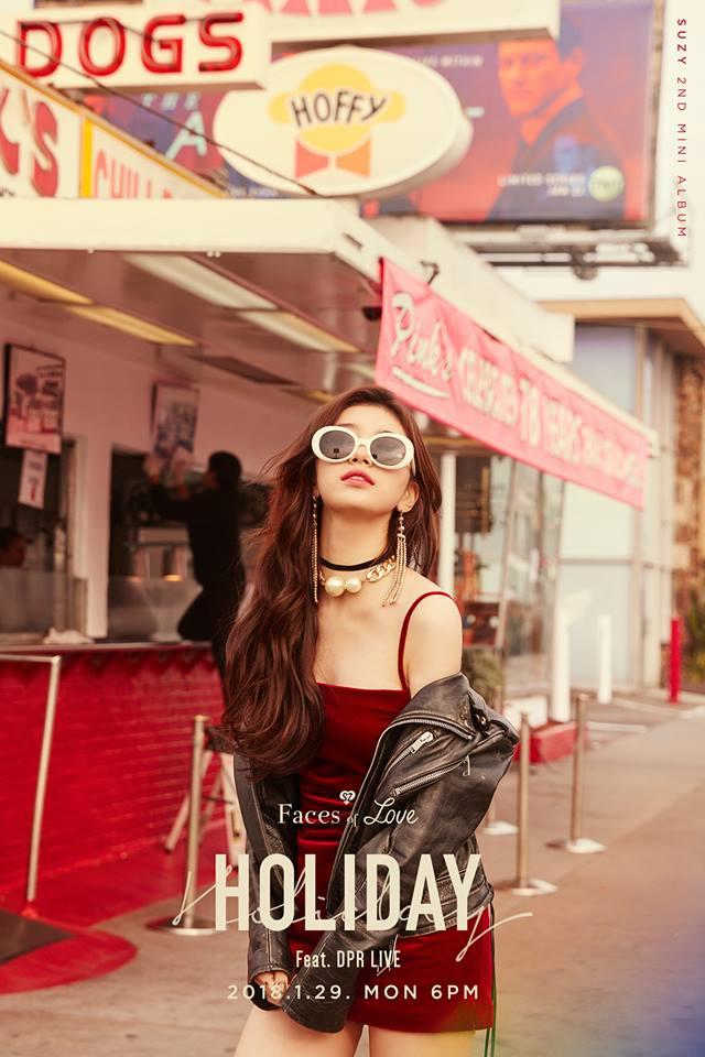 suzy, suzy profile, suzy comeback, suzy 2018, suzy 2018 comeback, suzy faces of love, suzy faces of love teaser, suzy photocard,suzy holiday teaser, suzy holiday