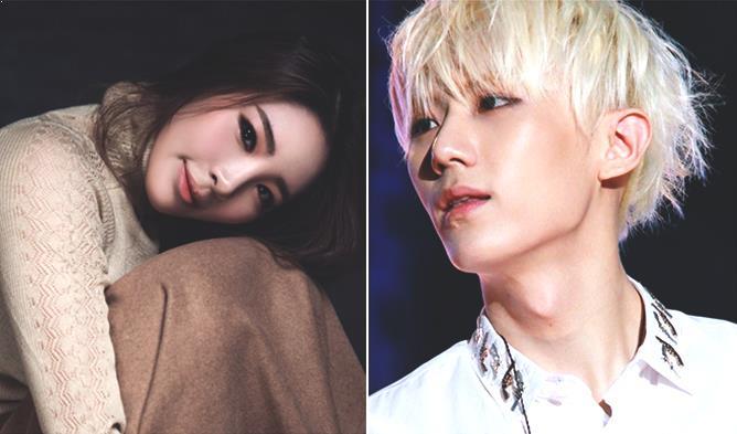 Jang HyunSeung, Jang HyunSeung Profile, Shin SooJi, Shin SooJi Profile, Jang HyunSeung Shin SooJi