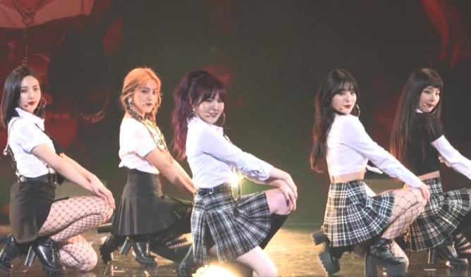 Red Velvet Bad Boy Performance, Red Velvet, Red Velvet Profile, Red Velvet Bad Boy