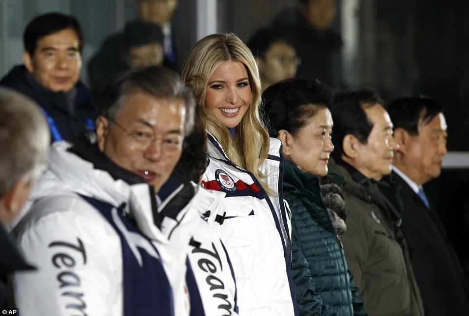 Ivanka Trump Olympics, Ivanka Trump, Ivanka Trump Profile